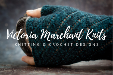 Victoria Marchant Knits Logo